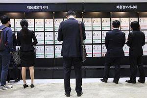 Tỷ lệ thất nghiệp cao, thanh niên Hàn Quốc mất niềm tin vào tổng thống