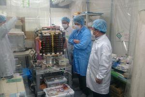Vệ tinh MicroDragon sẽ được phóng lên quỹ đạo vào tháng 1/2019