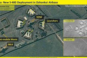 Cận cảnh Nga bài binh bố trận 'rồng lửa' S-400 ở Crimea