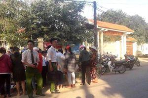 Thanh Hóa: Phát hiện thi thể 1 bé sơ sinh gần cổng trường cấp 3