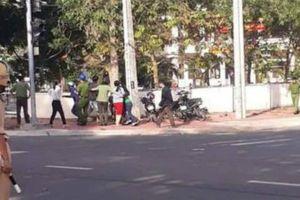 Đang điều tra vụ nổ súng ở UBND phường