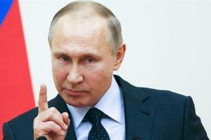 Trộm cắp khí đốt Nga ở Cộng hòa thuộc Nga