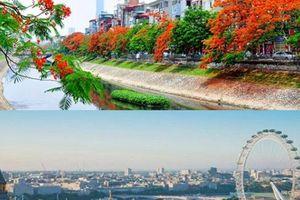 Tập đoàn Phương Bắc đề xuất cải tạo sông Tô Lịch