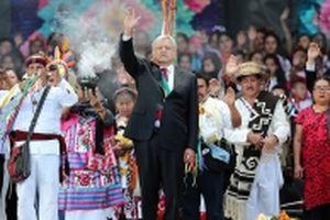 Tổng thống Mexico cam kết cải cách