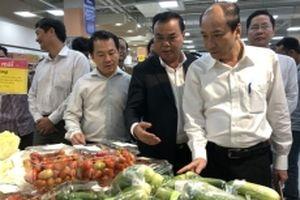Saigon Co.op tiếp tục phát triển mạng lưới bán lẻ