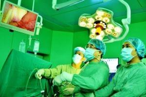 Việt Nam có trung tâm phẫu thuật nội soi đạt chuẩn châu Á