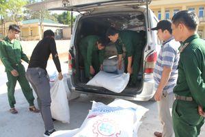 Liên tiếp phát hiện các vụ buôn lậu đường và rượu tại Quảng Trị