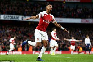 Arsenal lội ngược dòng đánh bại Tottenham
