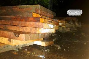 Làm rõ vụ tàng trữ gỗ không rõ nguồn gốc ở Nhà máy Thủy điện Sông Tranh 3