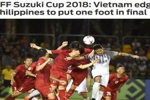 Báo châu Á khẳng định đội tuyển Việt Nam sẽ vào chung kết AFF Cup 2018