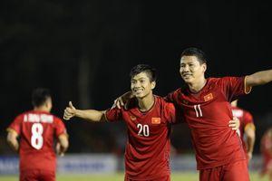 Báo quốc tế: Việt Nam hạ gục Philippines để đặt một chân vào chung kết