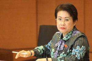 Bà Phan Thị Mỹ Thanh được điều động về Ủy ban Mặt trận Tổ quốc Việt Nam tỉnh Đồng Nai