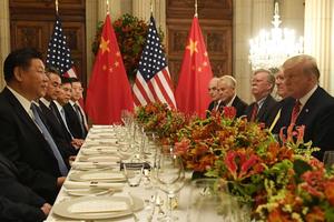 Mong manh thỏa thuận 'ngừng bắn' Mỹ - Trung