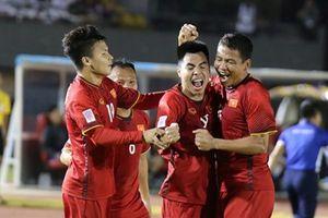 AFF Suzuki Cup 2018: Đội tuyển Việt Nam đặt 1 chân vào trận Chung kết