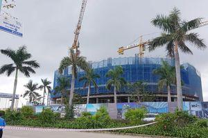 Giàn giáo dự án 30 tầng đổ sập, 2 công nhân thiệt mạng