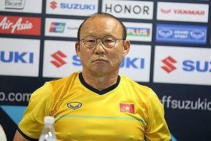 Bất chấp chiến thắng, HLV Park Hang Seo vẫn chưa hài lòng