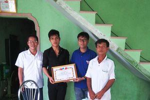 Quảng Nam: Thanh niên dũng cảm cứu người giữa dòng nước xiết