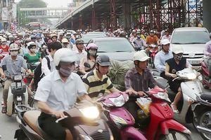 Quận trung tâm Hà Nội sẽ hạn chế xe máy trước