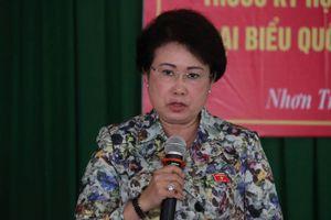 Bà Phan Thị Mỹ Thanh được điều động đến vị trí mới sau khi bị kỷ luật