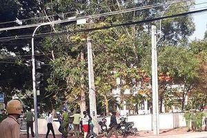 Gia Lai: Nổ súng tại trụ sở phường, 1 nữ cán bộ tử vong