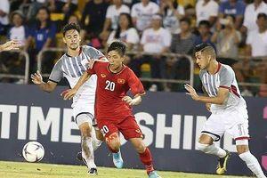 Đội tuyển Việt Nam thắng trong tiếc nuối, cẩn thận trận lượt về