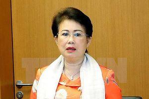 Bà Phan Thị Mỹ Thanh về làm tại Ủy ban MTTQVN tỉnh Đồng Nai