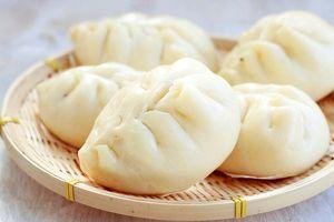 Cách làm bánh bao đơn giản nhân thịt miến