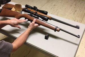 Đắk Lắk: 2 đối tượng vác súng AK và hơn 60 viên đạn vào rừng săn thú