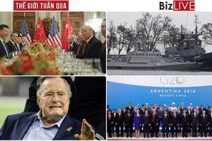 Thế giới tuần qua: Cuộc gặp Trump - Tập kết thúc trong vỗ tay, hai bên tạm 'đình chiến'