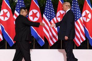 Tổng thống Trump nhắc đến khả năng gặp lãnh đạo Triều Tiên vào tháng 1/2019