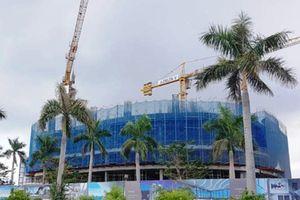 Sập giàn giáo dự án 30 tầng Citadines Marina Hạ Long làm 2 công nhân thiệt mạng