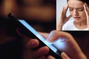 Nhiều mẫu điện thoại có chỉ số năng lượng vượt ngưỡng an toàn gây hại sức khỏe