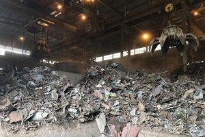 BR-VT: Doanh nghiệp thép kêu khó vì không được mang hàng về bảo quản