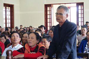 Tình tiết bất ngờ phiên xét xử 3 quan xã ở Nghệ An bán đất trái thẩm quyền