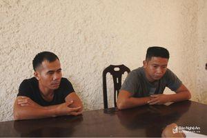 Phá đường dây vận chuyển pháo nổ từ Lào về Nghệ An tiêu thụ