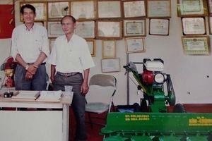 Người nông dân với những sáng chế độc đáo
