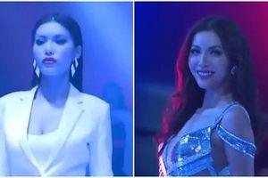 TIẾC LÀM SAO: Catwalk đẳng cấp 'số má' là thế, Minh Tú vẫn trượt Top Model tại Miss Supranational 2018