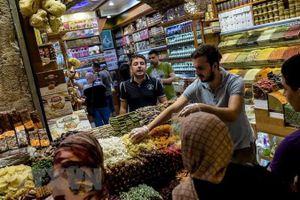 Thổ Nhĩ Kỳ: Lạm phát lần đầu tiên giảm từ mức cao kỷ lục trong 15 năm