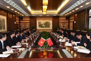 Hợp tác nông nghiệp Việt Nam - Trung Quốc đi vào chiều sâu
