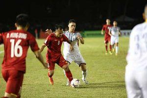 Những 'đòn đánh' gây bất ngờ cho Philippines của đội tuyển Việt Nam