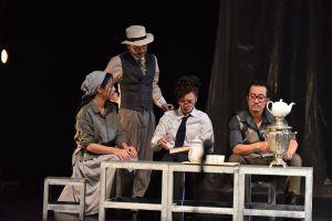 Ðạo diễn Nhật đưa kịch bản Nga lên sân khấu Việt