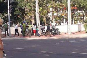 Nổ súng ở UBND phường, 1 người chết, 1 bị thương