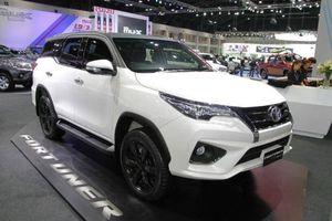 Bảng giá xe Toyota tháng 12/2018: Innova giảm giá nhẹ tại đại lý