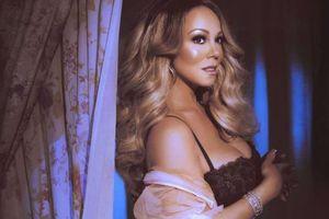 Mariah Carey trở lại với thân hình quyến rũ hơn bao giờ hết trong loạt ảnh mới