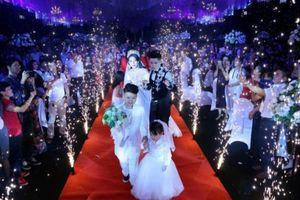 Thông tin bất ngờ về cô dâu chú rể trong 'siêu đám cưới' 4 tỉ ở Thái Nguyên