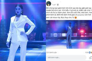 Fan 'ức phát khóc' vì Hoa hậu Haiti catwalk như đi chợ vẫn vượt mặt Minh Tú chiến thắng Top Model