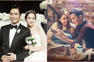 Lee Min Jung nói gì để Lee Byung Hun ủng hộ vợ đóng phim 'Fates and Furies' cùng Joo Sang Wook