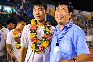 Bố Xuân Trường nói gì khi con trai không được ra sân trận gặp Philippines?