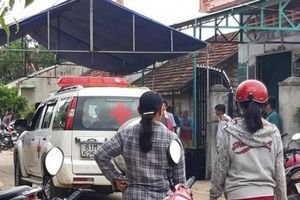 Vụ nữ phó chủ tịch HĐND phường bị bắn tử vong: Nghi phạm lấy cắp súng cơ quan