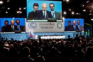COP 24: Xây dựng khung hướng dẫn thực hiện Thảo thuận Paris về biến đổi khí hậu